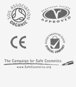 YES Certification Logos - Guaranteed Pure