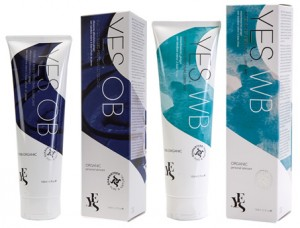 Water and oil based personal lubricants