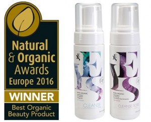 YES wins award for Intimate Wash