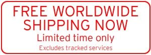 Free delivery on all orders - limited time only!