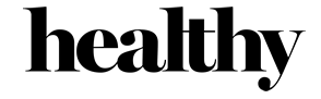 Healthy magazine logo for YES feature