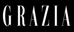 Grazia magazine logo for YES feature