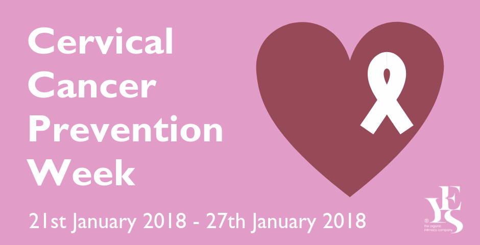 cervical cancer prevention week promotional banner