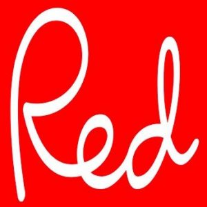 Red magazine logo for YES feature