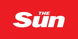 The Sun logo for YES feature