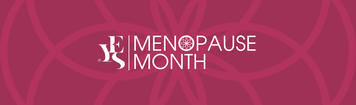 Menopause Month Banner Image