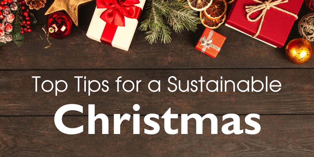 Top Tips for a Sustainable Christmas Image