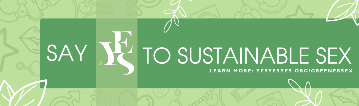 sustainable sex campaign banner